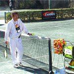mili split tennis method ptr
