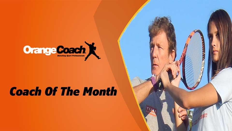 Mili Split Coach of Month